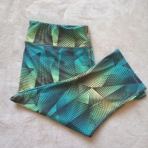 Reebok Leggings Capris